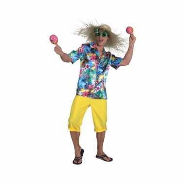Hawaii overhemd heren shirt