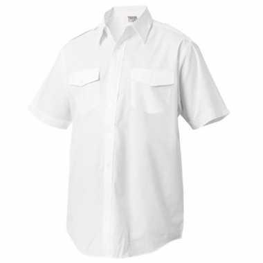 Heren  Beveiligers overhemd korte mouw shirt