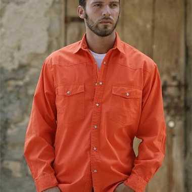 Heren  Casual overhemd shirt