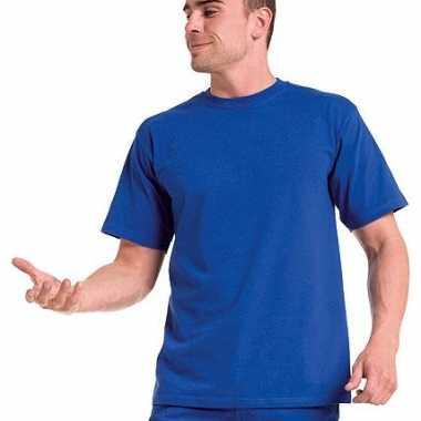 Heren  Logostar grote maten t-shirt XL