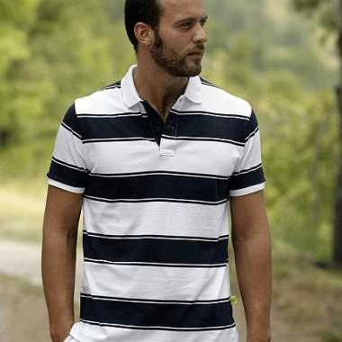 Heren  Poloshirt Summer