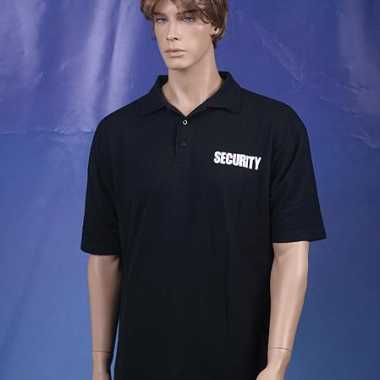 Heren  Security poloshirt
