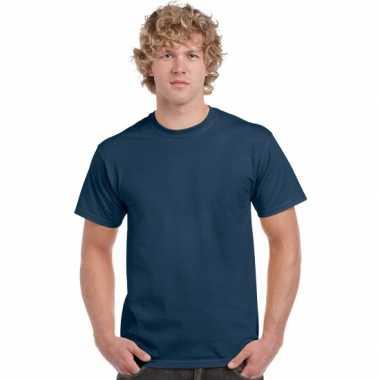 Heren t shirt dusk blauw