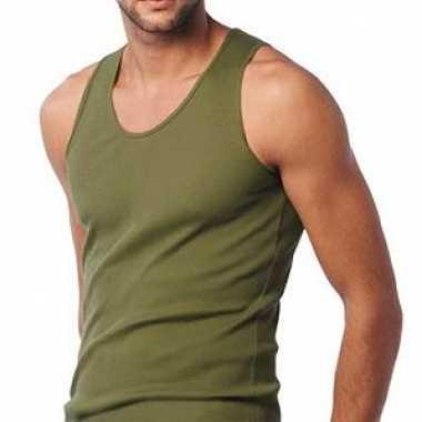 Heren tanktop classic shirt