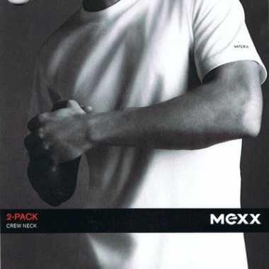 Ronde hals heren shirts Mexx