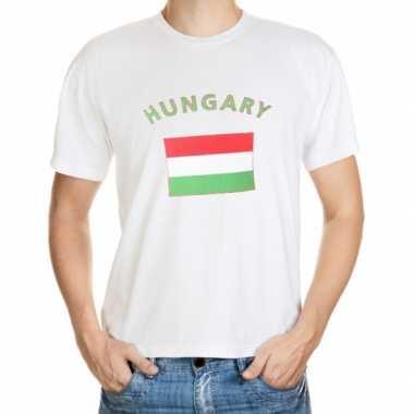 T shirt hongarije heren