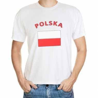 T shirt polska heren