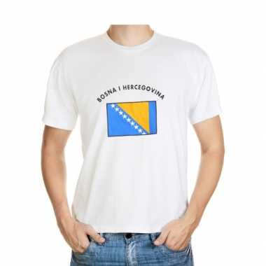 Wit heren t shirt bosna i hercegovina